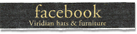 Facebook Viridian hats & furniture
